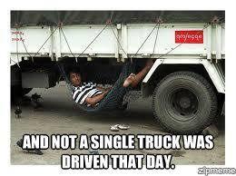 Everywhere Meme Maker - truck driver weknowmemes generator