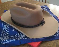 cowboy hat cake a photo on flickriver