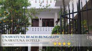 Hotel Flower Garden Unawatuna by Unawatuna Beach Bungalow Unawatuna Hotels Sri Lanka Youtube