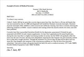 sample letter format of request physical therapy professional