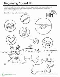 best ideas of letter h preschool worksheets with additional form