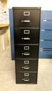 Legal Filing Cabinet Steelcase 5 Drawer Vertical Legal File Cabinet