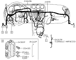 2013 nissan frontier wiring diagram wiring diagrams