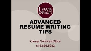 advanced resume writing tips advanced resume writing tips youtube