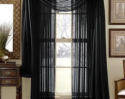 Scarf Curtains Scarf Curtains Etsy