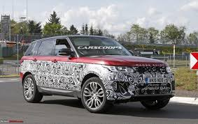 land rover sport 2017 spotted 2017 range rover sport facelift team bhp