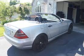 1999 black mercedes mercedes model slk230 year 1999 style
