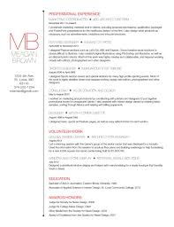 Creative Online Resume Builder by Resume Cherin Perelman Resume Format With Example Cv