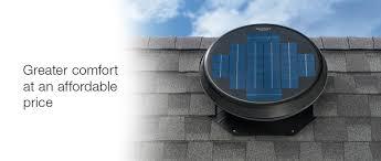 affordable solar powered attic ventilation solar star advanced