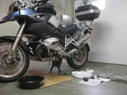 bmw motorcycle change sheridesabeemer bmw r1200gs change tutorial