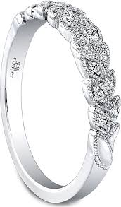 leaf wedding band jeff cooper leaf motif diamond wedding band rp1620b