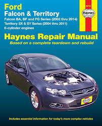 fg falcon wiring diagram manual nema wiring diagrams