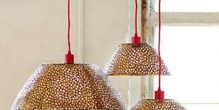 Diy Pendant Lights Diy Bowl Pendant Lights How To Make Pendant Lights