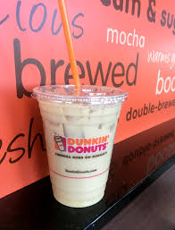 new pistachio iced coffee from dunkin donuts hates cooking