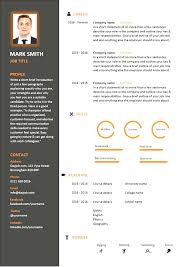 modern resume formats 2016 word downloadable modern resume template free word gallery of free ms
