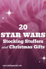 20 star wars stocking stuffers and christmas gifts earning and