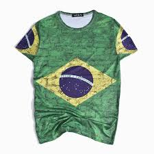 Hawaii Travel Shirts images Ief g s men 39 s 3d stamp brazil flag world cup new style t shirt jpg