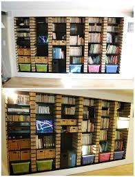 pallet wood upcycled into bookshelves u2022 1001 pallets