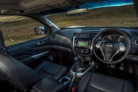 nissan van interior nissan navara np 300 review a premium pickup carwitter