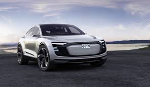 sporty audi audi and volkswagen promise production of two sporty crossover evs
