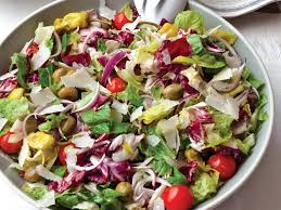 Garden Vegetable Salad by Big Italian Salad Recipe Grace Parisi Food U0026 Wine