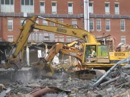 Interior Demolition Contractors Demolition Contractors For Industrial And Residential In New