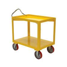 Olympia 300 Lb Capacity Folding Platform Cart by Vestil 500 Lb 48 In X 24 In Landscape Cart Platform Lsc 2448 Pt