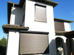 Paper Blinds At Walmart Window Blinds Outside Window Blinds Exterior Shutters Brown