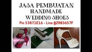 wedding shoes surabaya tempat buat sepatu handmade wedding shoes di surabaya