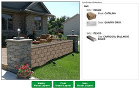 Patio Design Online Free Design Your Patio Online Free 3d Patio by Landscaping Visualizer At Menards