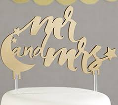s cake topper the mr and mrs cake topper kate aspen