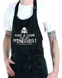 tablier de cuisine homme humoristique tablier de cuisine rigolo tablier cuisine homme cuisine tablier de