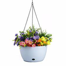 White Hanging Planter by Compare Prices On White Plastic Planter Online Shopping Buy Low