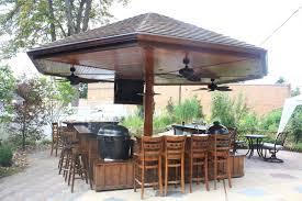 Backyard Shed Bar Backyard Gazebo Bar Outdoor Covers Enclosures Pics With