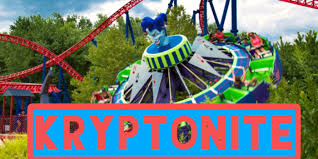 Six Flags Ma Six Flags New England Adds Kryptonite U0026 More Info