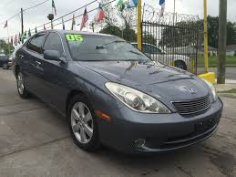 lexus parts houston tx 2005 lexus es 330 for sale in houston tx 77011