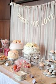 6 steps to create a stunning diy wedding dessert table wedding