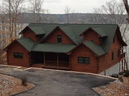 cabin houses log cabins u0026 cedar sided homes renew crew of lake gaston kerr