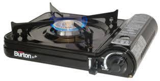 portable table top butane stove outdoor world sporting goods table top burner 7650 btus butane
