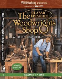Are There Any Woodworking Shows On Tv by Roy Underhill Woodworking Tutorials Videos Lessons U0026 Dvds