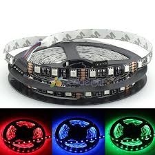 5050 smd 300 led strip light rgb wholesale 10pcs 5m 5050 smd 300 leds rgb color non waterproof