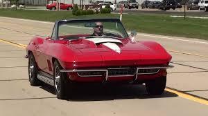 1963 thru 1967 corvettes for sale test driving 1967 corvette 427 big block 3x2 carbs 435 horsepower