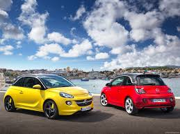 opel adam trunk opel adam 2013 pictures information u0026 specs