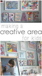 Kids Art Room by 25 Best Creative Area Ideas On Pinterest Kids Art Area Kids