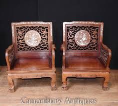 Antike Esszimmerst Le Art Deco Stühle Canonbury Antiquitäten London Großbritannien