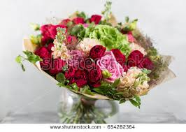 Beautiful Bouquet Of Flowers Birthday Flowers Stock Images Royalty Free Images U0026 Vectors