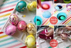 Easter Decorations Spotlight by Diy Craft 22 Easter Egg Decorating Ideas Atelier Christine
