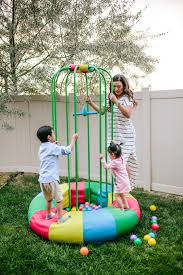 get your kids to exercise in disguise with the jungle jumparoo