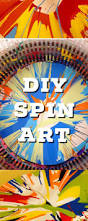 the jersey momma diy spin art easy crafts for kids
