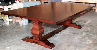 solid wood trestle dining table solid wood trestle dining table solid wood trestle dining table